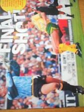 1989/1992 Norwich City - Newman, Rob [Home Kit] Magazin