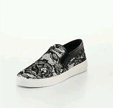 NEW! MICHAEL Michael Kors Philippa Lace Slip-On Skate Shoe Size 5.5, 9.5