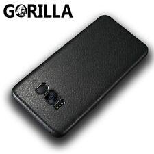 Luxury Lychee Skin Ultra Slim Matte Case Cover Samsung Galaxy S8+ Note 8 A5 S7e