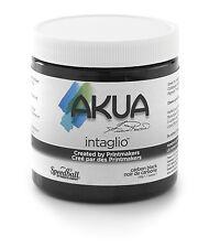 Akua Intaglio Printmaking Ink Etching Monotype Drypoint 236ml - Choose Colour