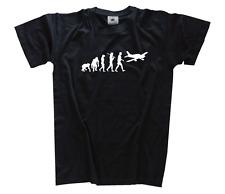 Standard Edition Pilot I Evoluzione Pilota Aereo Bambini T-shirt 104-164