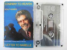 ROLF HARRIS STAIRWAY TO HEAVEN / LETTER TO NARELLE MEGA RARE OZ CASSINGLE