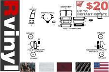 Rdash Dash Kit for BMW 1-Series 2008-2013 Auto Interior Decal Trim