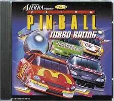 Sierra   3D PINBALL  Turbo Racing  **********  BRANDNEU