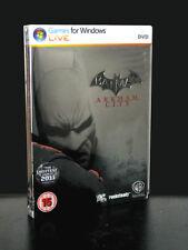 BATMAN: ARKHAM CITY SPECIAL EDITION PC DVD GIOCO NUOVO VERSIONE UK MAI APERTO