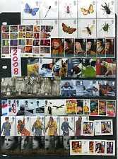 Commemoratives 2007 - 2008 IND COMMEMORATIVE & Mini Sheet Sets inserzione MULTIPLA