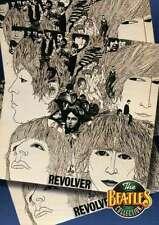 """ Revolver "" Album, U.K. Release Date: August 5, 1966 --- Beatles Trading Card"