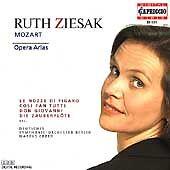 Ruth Ziesak - Mozart Opera Arias / Creed, Deutsches Symphonie Orcester Berlin, N