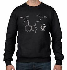 Joyful Casual Jumper wellcoda Formula of Happiness Mens Sweatshirt