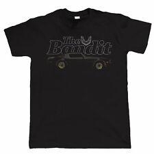 El bandido, Para Hombre American Muscle Car Camiseta, Trans-Am, Firebird, V8