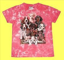 rosa T-Shirt Hunde: Gr.86*92,98*104,110*116,122*128,134*140,*146*152* Welpe Hund