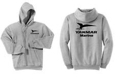 Yanmar Marine Hoodie Sweatshirt