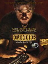 Klondike Richard Madden Tv Series Giant Wall Print POSTER