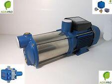 Elettropompa MULTIGIRANTE pompa autoclave autoadescante AG100 HP 1 SILENZIOSA