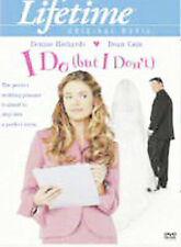 I Do (But I Don't) Denise Richards Cain (DVD, 2005, Lifetime Original Movie) FS