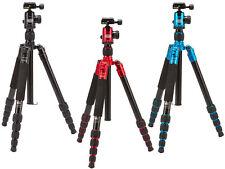 Bilora Twister Pro II TP255 Kamerastativ Fototstativ Reisestativ Videostativ