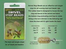 Brand New Drennan Swivel Stop Beads - All Sizes