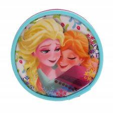 Disney Frozen nórdico Ana Elsa Hermanas Dinero Con Cremallera Monedero