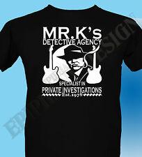 Dire Straits Inspired T-Shirt  Mark Knopfler Mens Larger T-Shirt 3XL 4XL 5XL