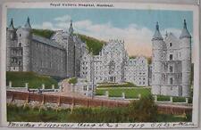 1910's~Royal Victoria Hospital Montreal~Canada