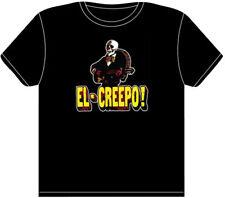 El-Creepo! T-Shirt   Dog Fashion Disco - Polkadot Cadaver