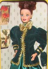 1996 Hallmark BARBIE Yuletide Romance Doll 15621 NRFB