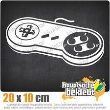 Kiwi Star controllore retro gioco giocare d'azzardo Games Gioco csf0852 20 x 10 cm Adesivo