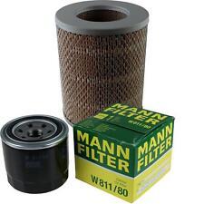 MANN-Filter Set Ölfilter Luftfilter Inspektionspaket MOL-9308746