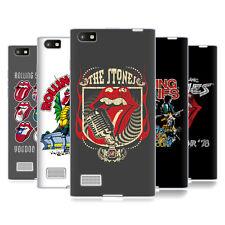 Oficial de los Rolling Stones Arte clave caso De Gel Suave Para Teléfonos Blackberry