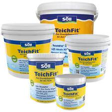 Söll TeichFit diverse Größen Filter Teichpflege Filterstarter Teich Wasserklärer