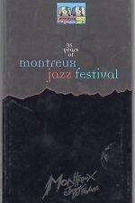 MONTREUX JAZZ FESTIVAL 4CD + BOOK Fats Domino CAETANO VELOSO Gilberto Gil METERS