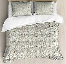 Birds Duvet Cover Set Twin Queen King Sizes with Pillow Shams Bedding
