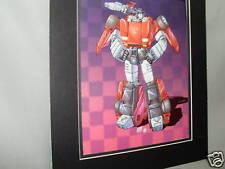 Sideswipe Generation One Transformer Art Exhibit