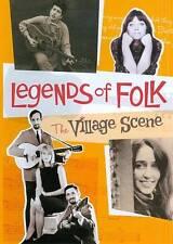Legends of Folk: The Village Scene (DVD, 2012)