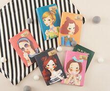 [FASCY] TINA Passport Holder Case Wallet 93 x 137 mm Travel Passport Cover Korea