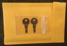 HD01-HD10 KEY. 2 New Keys For BAUER & HUSKY locks Cut 2 Code made in USA
