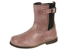 Clic! Leder Stiefeletten Lyralochung Stiefel CL-8672 Kinder Schuhe Gr 27-33 Neu