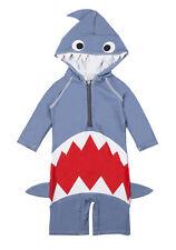 StylesILove Little Boy Shark Costume Swimsuit