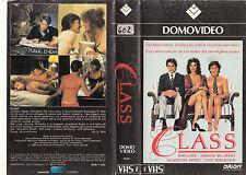 CLASS (1983) VHS