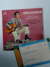 EMILHENCO Les bras en croix PAN N°1 +carte jeu PANORAMA