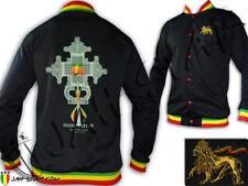 Veste Jacket Rasta Croix Orthodox Haile Selassie I the First