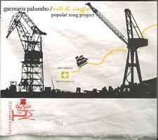 """GAEMARIA PALUMBO-RARO CD""""NOTE DI VIAGGIO"""" FABRIZIO DE ANDRE'"""
