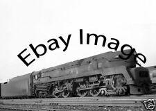 "Pennsylvania Railroad T1 4-4-4-4 # 5503 5"" x 7"" Photo"