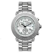 Joe Rodeo Diamant Herren Uhr - JUNIOR silber 2.5 ctw