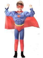 Costume carnevale Bimbo Con Muscoli Super Uomo, supereroe *01613