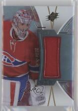 2016 SPx Red Material Memorabilia #24 Stars and Legends Carey Price Hockey Card