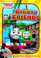 Thomas & Friends - Railway Friends (DVD, 2012)