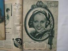 2 TRUE STORY --Incl 1932 w/MOVIE STAR Cameos w/JOAN BLONDELL/DOROTHY JORDAN
