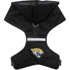 Jacksonville Jaguars NFL Licensed Pets First Dog Hoodie Harness Sizes S-L