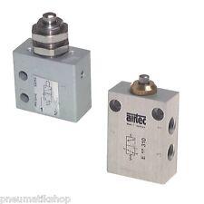 3/2-wege-endschalter con nockenbetätigung, 3/2 modo valvola ID, pneumatico